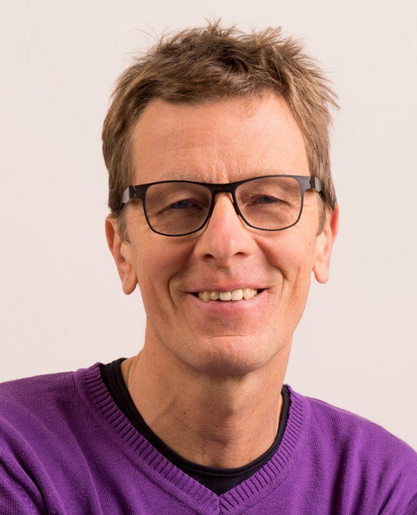 Portrait von Lars Atmo Lindvall
