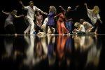 5 Rhythmen Tanzende im Flow
