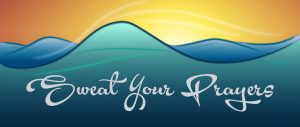 Logo von den Sweat Your Prayers
