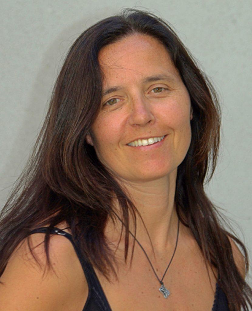 Portrait von Beatrice Fischer